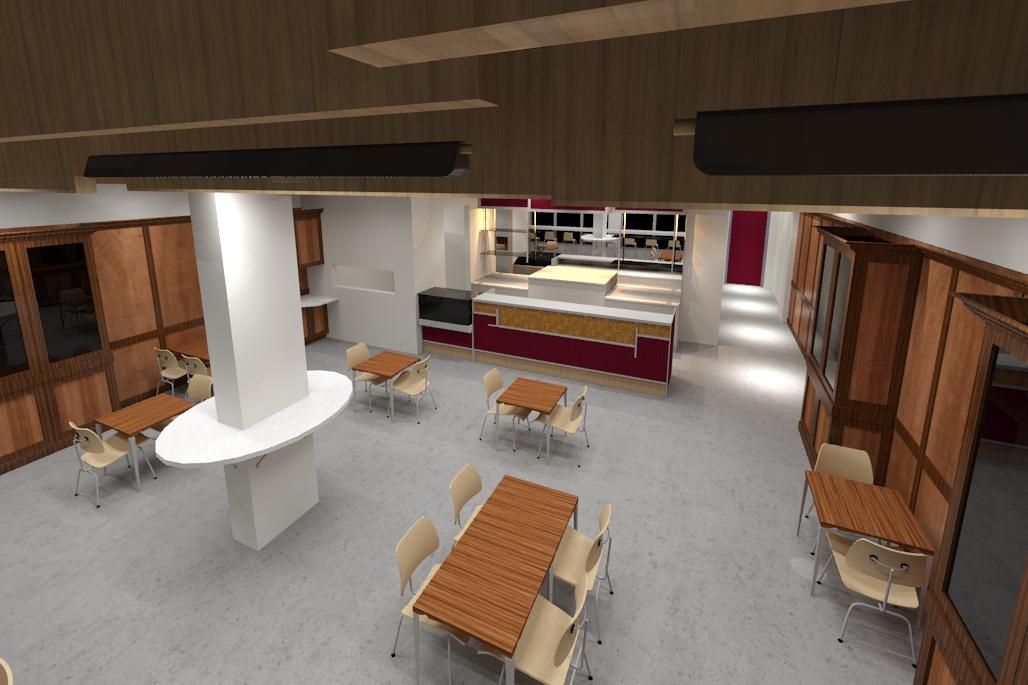 Coffee Shop Interior Design 9
