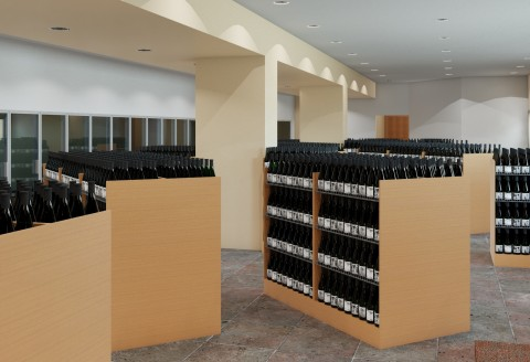 Liquor store design: Applied design knowledge