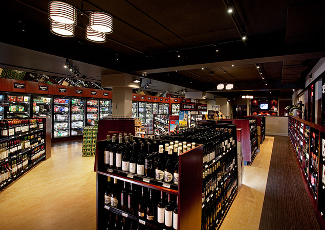 Liquor Store Design Applied Design Knowledge